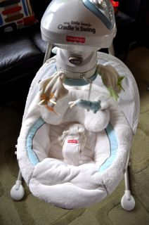 Baby SWING Fisher Price My Little Lamb Excellent Used Condition