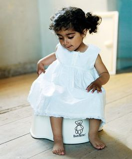 babybjorn potty training toilet chair white new help your little one