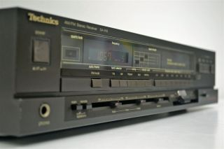 Technics Am FM Stereo Receiver Tuner Amplifier Amp SA 918