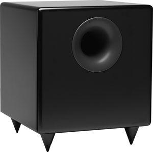 Audioengine AS8 Black 8 inch Powered Subwoofer 819955110012