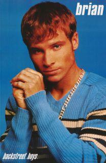 Poster Music Backstreet Boys Brian Blue Sweater Free SHIP 7507 RW5 T