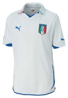 Genuine Puma Italy Italia Away Soccer Football Jersey