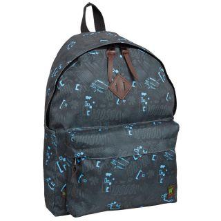 New Campus Mini Backpack Color Blinker Black Blinker Black