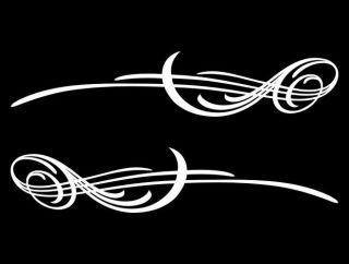 Vinyl Pinstripe Pinstriping Decal Sticker Graphic 15BC