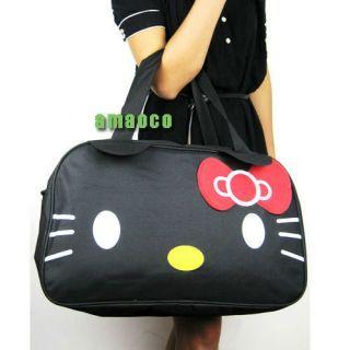 Big Bag Super HelloKitty Hand School Shopping Travel Clothes Bag Girls