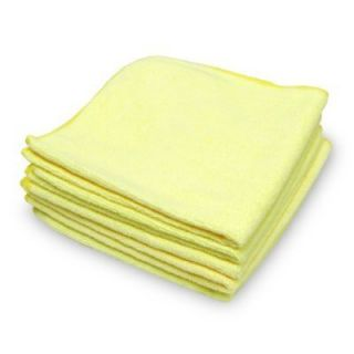 Microfiber Towels 16 x 16 inch Auto Cleaning Cloth Pack of 24