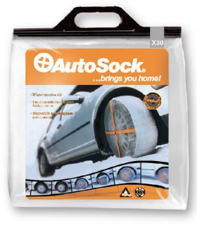 Autosock Driving Car Tire Chains US Version Size X30