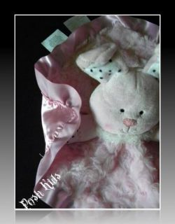 New Baby Starters Rashti Rashti Plush Bunny Rabbit Pink Lovey Security