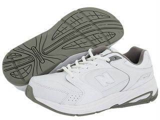 New Balance Mens 927 Walking Shoes Sneakers White Gray