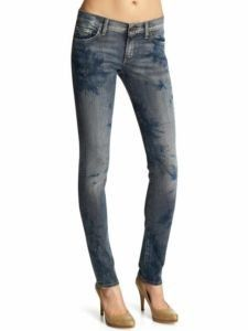 Citizens of Humanity Avedon Low Rise Skinny Jeans in Tahiti 30
