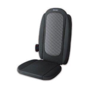 Shiatsu Electric Quick Heat Back Massage Massaging Chair Cushion Fast