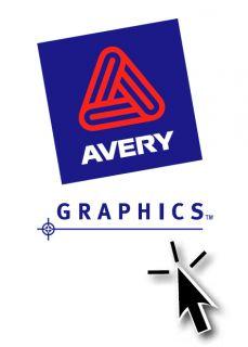 Avery Sign Vinyl 24x10yds Decal Sticker Cutter Film