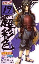 Banpresto Naruto Shippuden HSCF P 5 Figure Madara Tobi