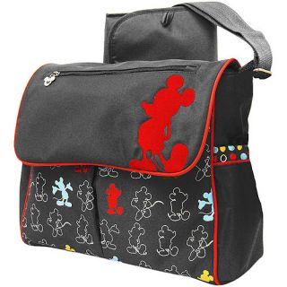 Disney Mickey Mouse Baby Infant Tote Diaper Bag New
