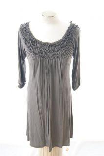 Bailey 44 Womens Brown Long Sleeve Dress Size M