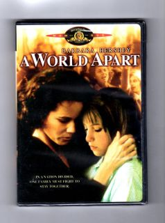 World Apart DVD Chris Menges Barbara Hershey New 027616927552