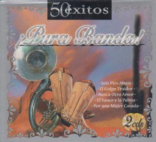 Pura Banda CD New Me Cai de La Nube Seis Pies Abajo Box Set Con 50
