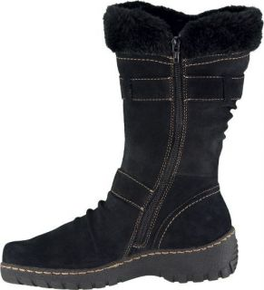 Bare Traps Boots Womens Brandlee Side Zip Boots Black