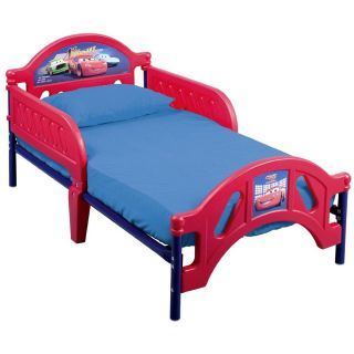 Disney Cars Delta Bed Toddler Child Safety Rails High Quality New Fast