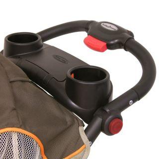 Baby Trend Mesa Travel System Stroller w Flex Car Seat