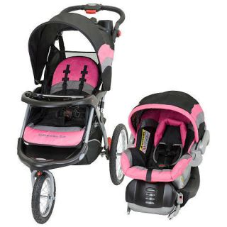 Baby Trend Expedition ELX Travel System Stroller Nikki