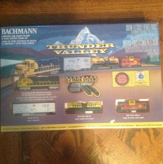 Bachman Thunder Valley N Scale Train Set