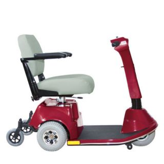 Pacesaver Fusion 450 3 Wheel Bariatric Power Scooter