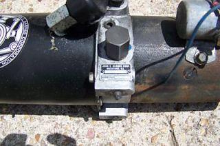 John s Barnes Hydraulic Lift Gate 24VDC Power Unit