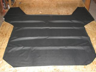 1964 1965 1966 PLYMOUTH BARRACUDA FASTBACK HEADLINER USA MADE TOP