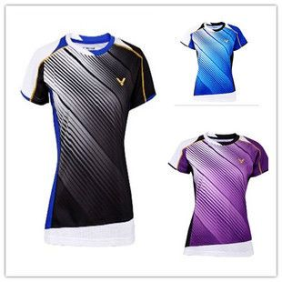 New Victor Women 2012 Olympic Badminton Korea Limited Edition Shirt