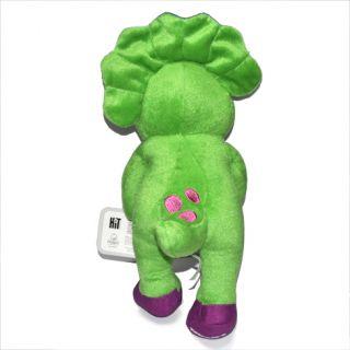 New Barney Singing Plush Doll Toy 11 B2