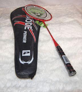New 1 Pair Badminton Racket High Quality A free strung YY racquet