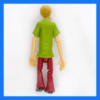 Scooby Doo Hanna Barbera Shaggy Fred Aution Figure 7843