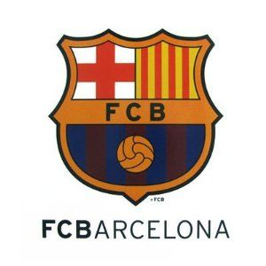 Barcelona Authentic La Liga Car Vinyl Window Decal