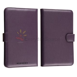 Leather Case Cover Pouch for Barnes Noble Nook 1 1st Edition