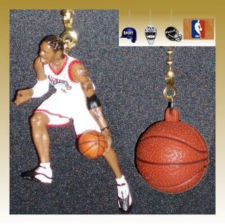 76ers Figure Choice of Logo or NBA Style Basketball Fan Pulls
