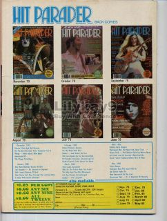 Van Halen Kiss Pat Benatar Black Sabbath ELO Kinks Jeff Beck Captain