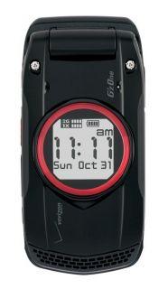Casio GZone Ravine Rugged Cell Phone Verizon 3G Weatherproof Camera