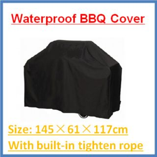Waterproof BBQ Cover Gas Barbecue Grill Protection Patio 57L×24W