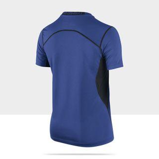 Nike Pro Core Fitted Swoosh Boys Shirt 479985_494_B