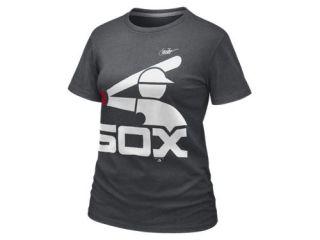Nike Big Logo (MLB White Sox) Womens T Shirt