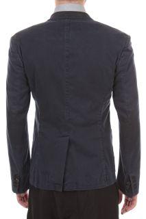 Neil Barrett New Man Jacket Coat Blazer SZ48ITA BGI71T Vintage Blue