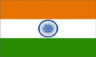 x5 India Indian Flag Outdoor Indoor Banner Huge 3x5
