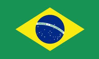 x5 Brazil Flag Outdoor Indoor Banner Brazilian 3x5