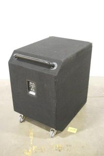 Peavey SPFH Folded Bass Horn Subwoofer Sub System SP118FH