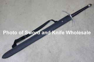 Handed Medieval Templar Knight Crusader Sword SCA LARP Bastard