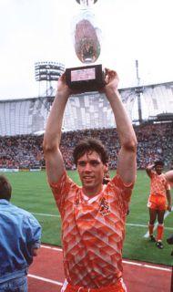 Adidas Holland Euro 1988 Shirt Van Basten 12 Netherlands Milan