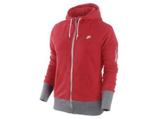 Nike AW77 Stadium Full Zip Womens Hoodie 434506_690