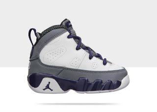 Air Jordan Retro 9 (2c 10c) Infant/Toddler Boys Basketball Shoe