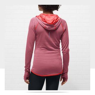Nike Store Italia. Felpa da running con cappuccio Nike Dri FIT Wool